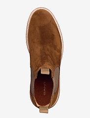 GANT - Roden Chelsea boot - chelsea boots - cognac - 3