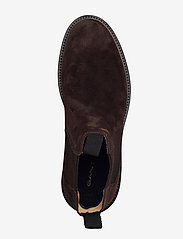 GANT - Roden Chelsea boot - chelsea boots - dark brown - 3