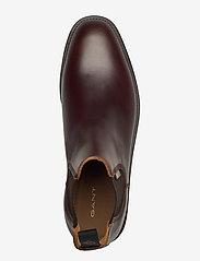 GANT - Brockwill Chelsea - chelsea boots - sienna brown - 3