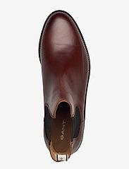 GANT - Sharpville Chelsea - chelsea boots - cognac - 3