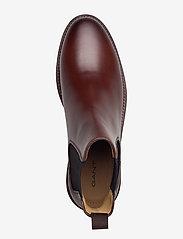 GANT - St Akron Chelsea - chelsea boots - cognac - 3