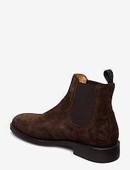GANT - Brockwill Chelsea - chelsea boots - dark brown - 2