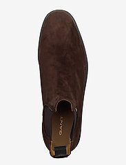 GANT - Brockwill Chelsea - chelsea boots - dark brown - 3