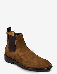 GANT - Brockwill Chelsea - chelsea boots - tobacco brown - 0