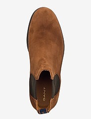 GANT - Brookly Chelsea - chelsea boots - cognac - 3