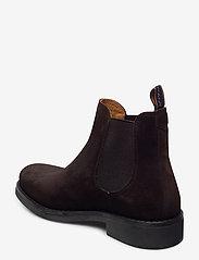 GANT - Brookly Chelsea - chelsea boots - dark brown - 2