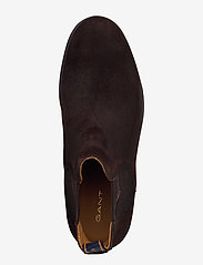 GANT - Brookly Chelsea - chelsea boots - dark brown - 3