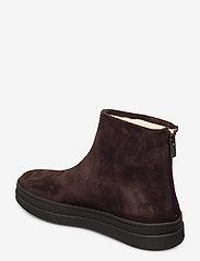 GANT - Cloyd Mid Zip boot - winter boots - dark brown - 2