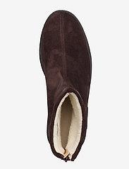 GANT - Cloyd Mid Zip boot - winter boots - dark brown - 3