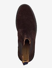 GANT - Kyree Chelsea - chelsea boots - dark brown - 3