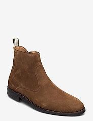 GANT - Sharpville Chelsea - chelsea boots - tobacco brown - 0