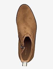 GANT - Sharpville Chelsea - chelsea boots - tobacco brown - 3