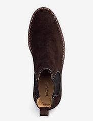 GANT - St Akron Chelsea - chelsea boots - dark brown - 3