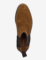 GANT - Flairville Chelsea - chelsea boots - tobacco brown - 3