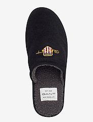 GANT - Tamaware Homeslipper - slippers - black - 3