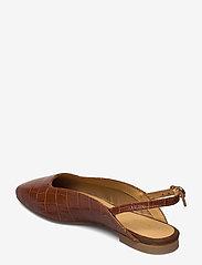 GANT - Bellyn Sandal - ballerinas - cognac cro.optics - 2