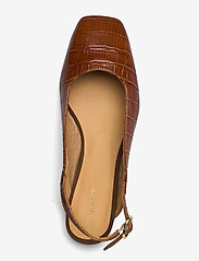GANT - Bellyn Sandal - ballerinas - cognac cro.optics - 3