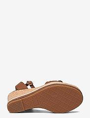 GANT - Ivalice Wedge Sandal - espadrilles mit absatz - tan - 4