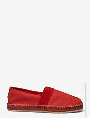 GANT - Lular Espadrille - flache espadrilles - lava red - 1
