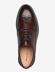 GANT - Flairville Low lace - laced shoes - cognac - 3