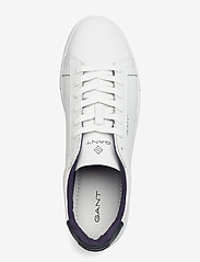 GANT - Mc Julien Sneaker - low tops - br. wht./marine - 3