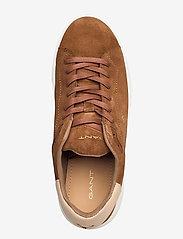 GANT - Joree Sneaker - low tops - cognac - 3