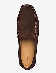 GANT - Mc Bay Loafer - loafers - dark brown - 3
