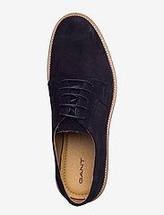 GANT - Prepburg Low lace sh - laced shoes - marine - 3
