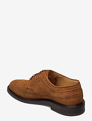 GANT - St Akron Low lace sh - laced shoes - cognac - 2