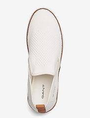 GANT - San Prep Sneaker - slip-on sneakers - off white - 3