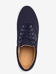 GANT - Sundale Low lace sho - low tops - marine - 3