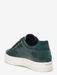 GANT - Avona Sneaker - low top sneakers - dark green - 2