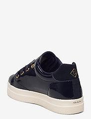 GANT - Avona Sneaker - low top sneakers - marine - 2