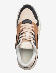 GANT - Nicewill Sneaker - low top sneakers - beige/black - 3