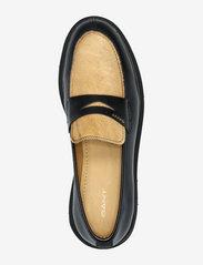 GANT - Malinca Loafer - loafers - black/walnut - 3