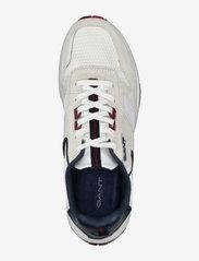 GANT - Carst Sneaker - low tops - white multi - 3