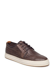Star Low lace shoes - DARK BROWN
