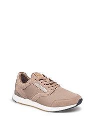 Andrew Sneaker - CASHEW BROWN