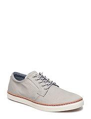 Bari Low lace shoes - SLEET GRAY