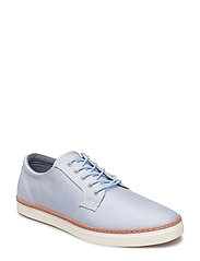 Bari Low lace shoes - ICE BLUE