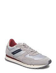 Duke Sneaker - SLEET GRAY/SILVER