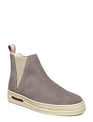 Maria Mid Boot - ASH GRAY