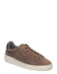 Major Low lace shoes - MUD BROWN