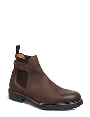 Nobel Low Boot - DARK BROWN