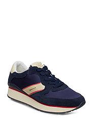 Linda Sneaker - MARINE