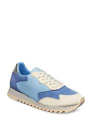 Lindsey Sneaker - MID BLUE