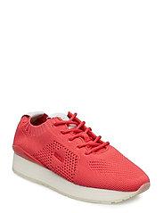Linda Sneaker - WATERMELON RED