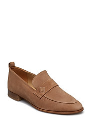 Rose Slip-on shoes - CAMEL