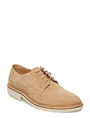 Plano Low lace shoes - DRYSAND