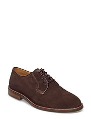 Ricardo Low lace shoes - COFFEEBROWN